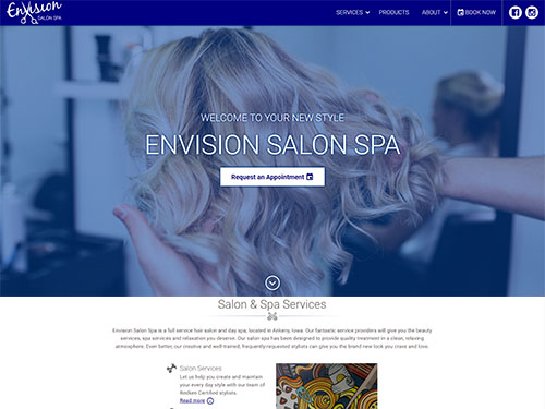 Envision Salon Spa