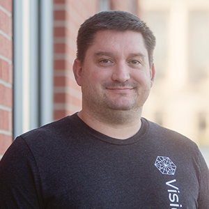 Garritt Grandberg, Senior Software Engineer